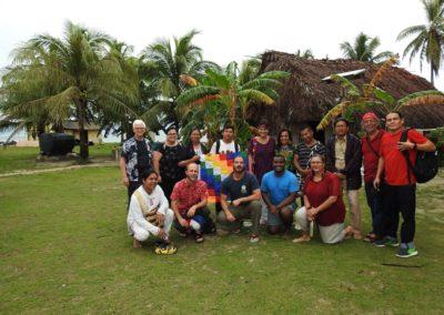 Kuna Yala y lideres