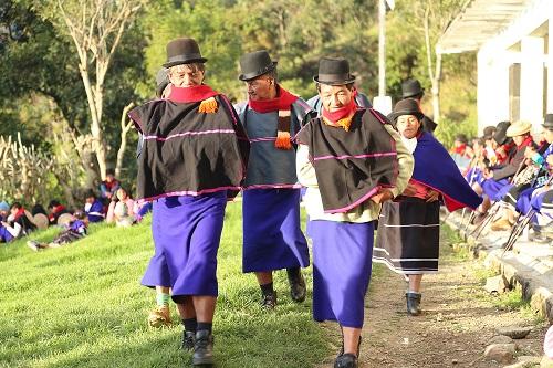 Encuentro de Memoria Indígena con el pueblo Misak